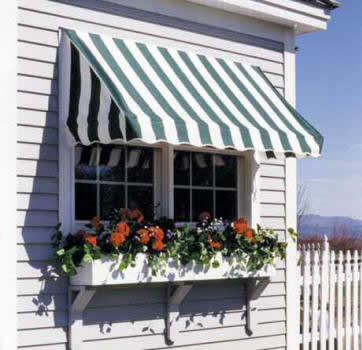 Window Awnings - Affordable Custom Window Canopies | General Awnings